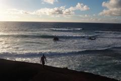 L'homme et l'océan