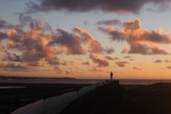 Encore un coucher de soleil gagnant