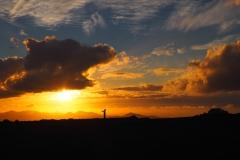 Un nouveau coucher de soleil gagnant