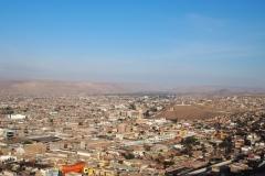 Vue Arica