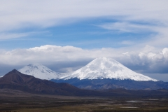 Volcan Parinacota Parc Lauca