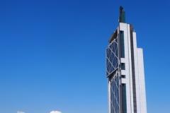 Le centre de Santiago
