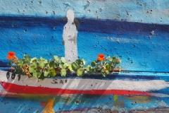 Flower art Valparaiso