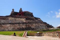 Le fort de Carthagène