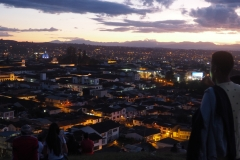 Popayan by night