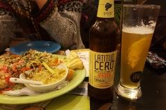 Première bière équiatorienne