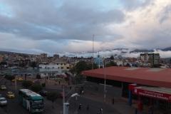 Riobamba et son terminal de bus