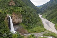 La cascade Manto de la Novia