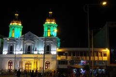 Riobamba la nuit