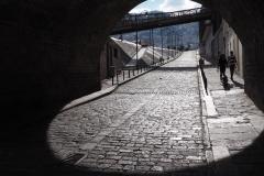 Dans les rues de Quito