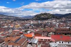Le centre historique de Quito