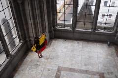 Shooting dans la basilique