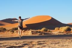 Cha saut dune