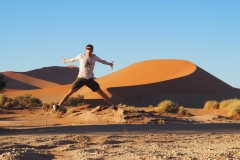 Rem saut dune