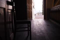 Visite du monastère de la Recoleta