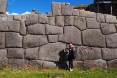 Les murs incroyables des Incas