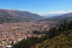 Vue d'ensemble de Huaraz
