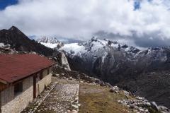 Refuge à 5000 mètres