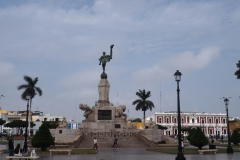 La place centrale