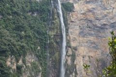 La cascade de plus loin