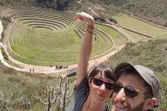 Selfie terrasse